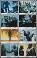 "Movie Posters:Action, RoboCop (Orion, 1987). Lobby Card Set of 8 (11"" X 14""). Action.... (Total: 8 Items)"