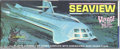 "Memorabilia:Science Fiction, Voyage to the Bottom of the Sea - Seaview Model Kit (Aurora,1966). In 1964, Irwin Allen introduced ""Voyage to the Bottom of ..."