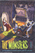 Memorabilia:Science Fiction, The Munsters Model Kit (Aurora, 196). Join us at 1313 Mockingbird Lane for one of the coolest model kits to ever hit the she...