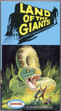 "Memorabilia:Science Fiction, Land of the Giants Model Kit (Aurora, 1969). ""Land of the Giants"" made its television debut on September 26, 1968, with seve..."