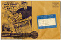 Golden Age (1938-1955):Superhero, Dick Tracy Junior Detective Kit (Tootsie V-M Chocolate Drink Mix, 1944). If perfection is your goal, get your bidding finger...
