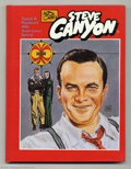 Books:Hardcover, Milton Caniff's Steve Canyon #19 Hardback - Autographed 11/900(Kitchen Sink Press, 1987) Condition: FN/VF. When Kitchen Si...