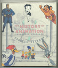 Books:Anthology, The History of Animation - Enchanted Drawings (Alfred Knopf, 1989) This humongous tome leaves no stone unturned when it com...
