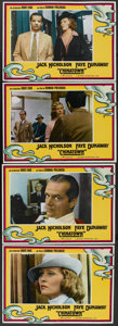 "Movie Posters:Mystery, Chinatown (Paramount, 1974). Italian Photobustas (9) (18"" X 25.5"").Mystery.... (Total: 9 Items)"
