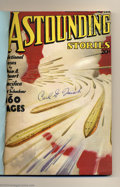 Pulps:Miscellaneous, Miscellaneous Sci-Fi Pulp Group (Various, 1933-49) Condition: Average GD. This is a large group of science fiction pulp maga... (Total: 30 items Item)