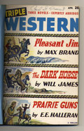 Pulps:Miscellaneous, Miscellaneous Detective Pulp Group (Various, 1933-49) Condition: Average GD. This is a large group of detective-themed pulp ... (Total: 29 items Item)