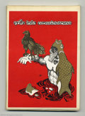Bronze Age (1970-1979):Alternative/Underground, Exile Into Consciousness Limited Edition - Fred Todd File Copy (Rip Off Press, 1970). This was the third item published by R...