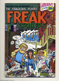 Bronze Age (1970-1979):Alternative/Underground, The Fabulous Furry Freak Brothers #1and 2 Pink Page Editions (Rip Off Press, 1971) Condition: VF/NM. In the early 1970s, whi...