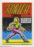 Silver Age (1956-1969):Alternative/Underground, Snatch Comics Group (Apex Novelties, 1968) Condition: NM. Acomplete set of some of the raunchiest Undergrounds ever! This l...(Total: 3 Comic Books Item)