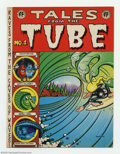 Bronze Age (1970-1979):Alternative/Underground, Tales From The Tube #1 (Group of Two) - First Printing (Surfer Publications Inc., 1972). This comic was originally published... (Total: 2 Comic Books Item)