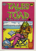 Bronze Age (1970-1979):Alternative/Underground, Tales of Toad Group - First Printings (Print Mint, 1970). Here's a group of all three issues of Tales of Toad by Bill Gr... (Total: 3 Comic Books Item)