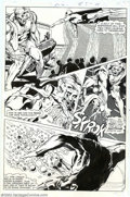 Original Comic Art:Panel Pages, Neal Adams - Original Art for The Spectre #5, page 7 (DC, 1968).Neal Adams' last issue of The Spectre was a tour-de-f...