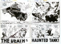 "Original Comic Art:Complete Story, Russ Heath - Original Art for G.I. Combat # 150, Complete 14-pagestory ""Death of the Haunted Tank"" (DC, 1972). If you could..."