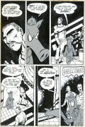 Original Comic Art:Panel Pages, Dave Sim - Original Art for Cerebus the Aardvark #1, unknown page(Aardvark-Vanaheim, 1977). In 1977, an unknown Canadian na...