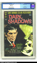Silver Age (1956-1969):Horror, Dark Shadows #3 (Gold Key, 1969) CGC NM 9.4 Cream to off-whitepages. Only two copies in CGC's latest census grade higher th...