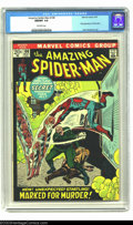 Bronze Age (1970-1979):Superhero, The Amazing Spider-Man #108 (Marvel, 1972) CGC NM/MT 9.8 Off-whitepages. This copy has been given the highest CGC grade to ...