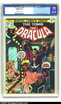 Bronze Age (1970-1979):Horror, Tomb of Dracula #24 (Marvel, 1974) CGC NM/MT 9.8 Off-white to whitepages. This comic is noteworthy not only for its great c...