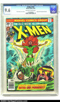 Bronze Age (1970-1979):Superhero, X-Men #101 (Marvel, 1976) CGC NM+ 9.6 Off-white to white pages.Only one copy in CGC's latest census grades higher than this...
