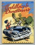 Books:Hardcover, Cadillacs and Dinosaurs - Limited Signed Edition 6/1500 (KitchenSink, 1989) Condition: NM+. This limited edition hardcover ...