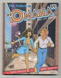 Books:Superhero, The Collected Omaha - Limited Signed Edition 11/1700 (Kitchen Sink,1987) Condition: NM. Limited to 1700 copies, this volume...