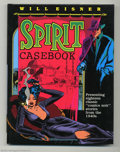 Books:Hardcover, Spirit Casebook by Will Eisner, Limited Signed Edition 1/1750(Kitchen Sink, 1990) Condition: NM. This hardcover graphic nov...