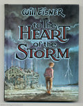 Books:Superhero, To the Heart of the Storm by Will Eisner, Signed Limited Edition 1/900 (Kitchen Sink, 1991) Condition: NM/MT. This hardcover...