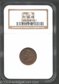 Proof Indian Cents: , 1889 PR 66 Red and Brown NGC. ...