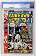 Bronze Age (1970-1979):Western, Western Gunfighters #5 (Marvel, 1971) CGC NM+ 9.6 White pages....
