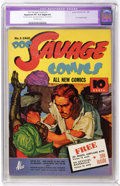 Golden Age (1938-1955):Superhero, Doc Savage Comics #1 (Street & Smith, 1940) CGC Apparent VF 8.0 Slight (P) Off-white pages. Street & Smith Publications intr...