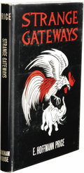Books:First Editions, E. Hoffman Price: Strange Gateways. (Sauk City: ArkhamHouse, 1967), first edition, 208 pages, dust jacket by Lee Brown...