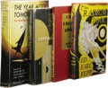 Books:First Editions, Assortment of Classic Science Fiction Books, including:. H.F.Heard: Doppelgangers. (New York: The Vanguard Press, I...(Total: 4 )
