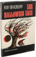 Books:First Editions, Ray Bradbury: The Halloween Tree. (New York: Alfred A.Knopf, 1972), first edition, 145 pages, illustrated by JosephMug...