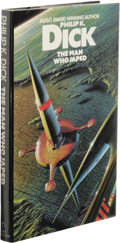 Books:First Editions, Philip K. Dick: The Man Who Japed. (London: Eyre Methuen,1978), first hardcover edition, 158 pages, green cloth with gi...