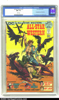 Bronze Age (1970-1979):Western, All Star Western #11 (DC, 1972) CGC NM+ 9.6 White pages. Second appearance of Jonah Hex. Bat Lash, El Diablo, and Pow-Wow sm...