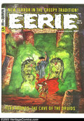 Silver Age (1956-1969):Horror, Eerie (Magazine) #6 (Warren, 1966) Condition: VF/NM. Art by SteveDitko, Reed Crandall, and Grey Morrow. Overstreet 2003 VF/...
