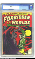 Golden Age (1938-1955):Horror, Forbidden Worlds #7 Mile High pedigree (ACG, 1952) CGC FN 6.0Off-white pages. Harry Lazarus art. Just one other copy of iss...