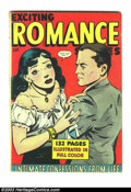 Golden Age (1938-1955):Romance, Fox Giants - Exciting Romance Stories (Fox Features Syndicate,1949) Condition: VG/FN. Fox Giant comics consist of four comi...
