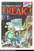 Bronze Age (1970-1979):Alternative/Underground, Freak Brothers #1 (Rip Off Press, 1971) Condition: VG. First printing; art by Gilbert Shelton. Overstreet does not list unde...
