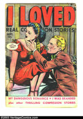 Golden Age (1938-1955):Romance, I Loved #29 (Fox Features Syndicate, 1949) Condition: GD.Overstreet 2003 GD 2.0 value = $8....