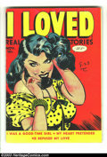 Golden Age (1938-1955):Romance, I Loved #30 (Fox Features Syndicate, 1949) Condition: GD/VG.Overstreet 2003 GD 2.0 value = $8....