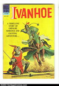 Silver Age (1956-1969):Adventure, Ivanhoe #1 (Dell, 1963) Condition: VF/NM. A very attractive copy. Overstreet 2003 VF/NM 9.0 value = $31; NM 9.4 value = $38....