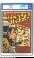 Golden Age (1938-1955):Western, Jimmy Wakely #13 Mile High pedigree (DC, 1951) CGC FN 6.0 Off-white to white pages. Gil Kane cover. Highest-graded copy yet ...