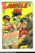 Silver Age (1956-1969):Adventure, Jungle Jim #22 (Carlton Publishing, 1969) Condition: VF/NM. Dan Flagg begins. Steve Ditko and Wally Wood art. Overstreet 200...