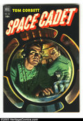 Golden Age (1938-1955):Science Fiction, Tom Corbett Space Cadet Group (Dell, 1952). This lot contains FourColor #421 (VG/FN) and #7 (FN/VF). Overstreet 2003 value ...(Total: 2 Comic Books Item)