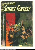 Golden Age (1938-1955):Science Fiction, Weird Science-Fantasy #29 (EC, 1955) Condition: FR. Frank Frazettacover art; interior art by Al Williamson, Roy Krenkel, an...