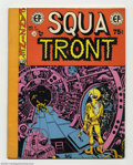 Silver Age (1956-1969):Alternative/Underground, Squa Tront #1 (Jerry Weist, 1967) Condition: VG+. Early EC fanzine.Overstreet does not list this title at present....