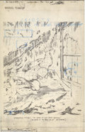 Original Comic Art:Miscellaneous, Production Art - Xeroxed Pages of Original Art for Marvel Team-Up #75, Art by John Byrne (Marvel, 1978). These Xeroxed copie...