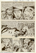 Original Comic Art:Miscellaneous, Production Art for G.I. Combat #145 (DC, 1971). This lot includes15 pages of production art from G.I. Combat #145; thes...