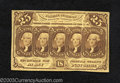Fractional Currency:First Issue, First Issue 25c, Fr-1282, Very Fine. This is a lightly handled ...