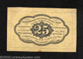 Fractional Currency:First Issue, First Issue 25c Back Narrow Specimen, Fr-1282SP, Choice Crisp ...